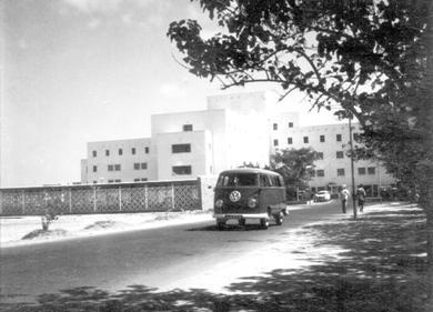 مستشفى الملكة قديما