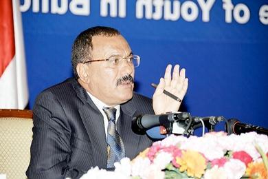 فخامة الرئيس علي عبدالله صالح