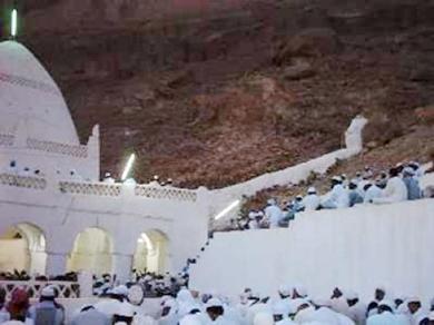 قبر النبي هود عليه السلام