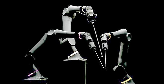 روبوت Versius