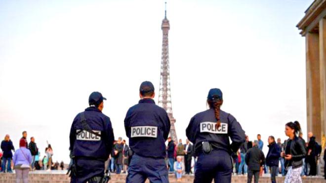 الشرطة الفرنسية - أرشيف