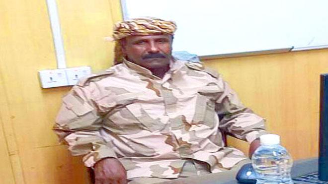 المقدم خالد منصور السليماني