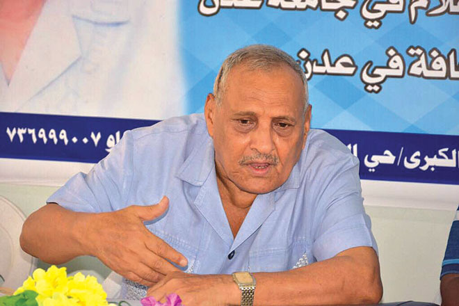 الزميل محمد مخشف