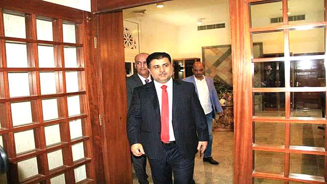 رجل الأعمال اليمني أحمد صالح العيسي