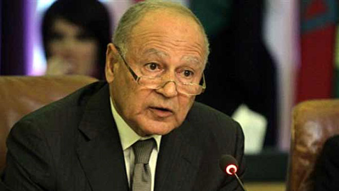 أمين عام الجامعة العربية أحمد أبو الغيط
