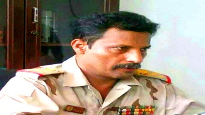 محافظ أبين اللواء الركن أبوبكر حسين