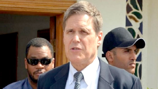 السفير الأمريكي ماثيو تولر