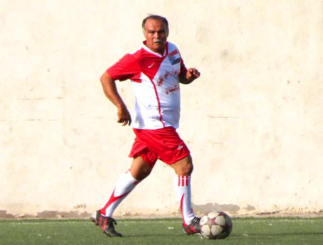 الكابتن حسين فرحان