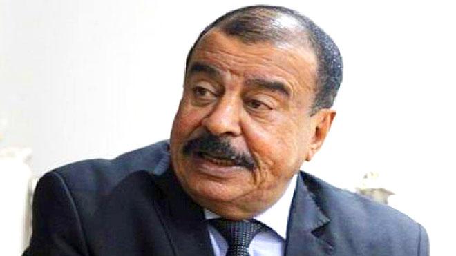 اللواء أحمد سعيد بن بريك