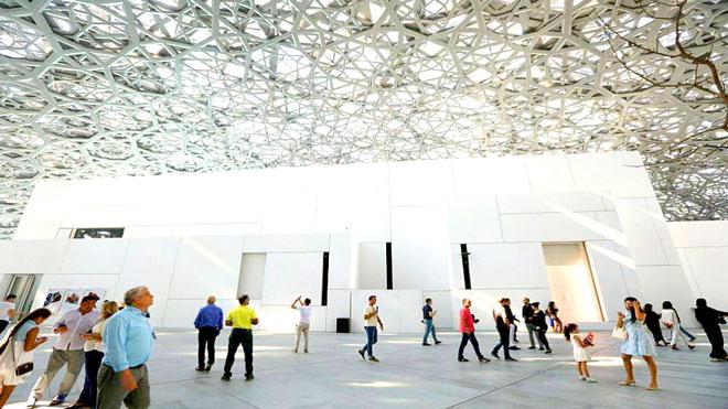 متحف اللوفر - أبوظبي