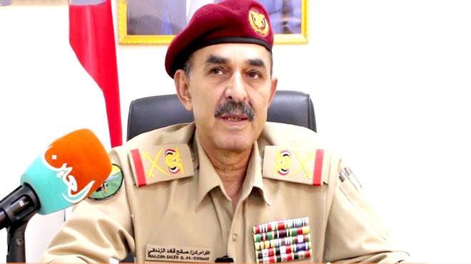 اللواء الركن صالح قائد الزنداني