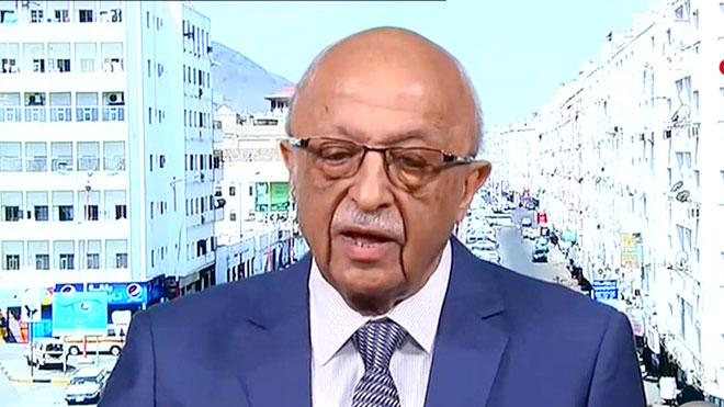 وزير الخارجية الجنوبي الأسبق عبدالعزيز الدالي
