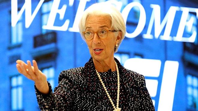 كريستين لاغارد المدير العام لصندوق النقد الدولي