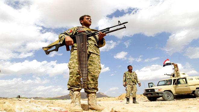 قوات المنطقة العسكرية الأولى في سيئون بحضرموت