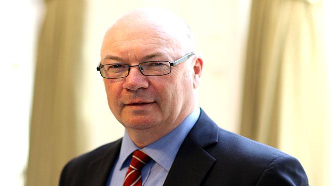 وزير الدولة البريطاني لشؤون الشرق الأوسط، أليستر بيرت