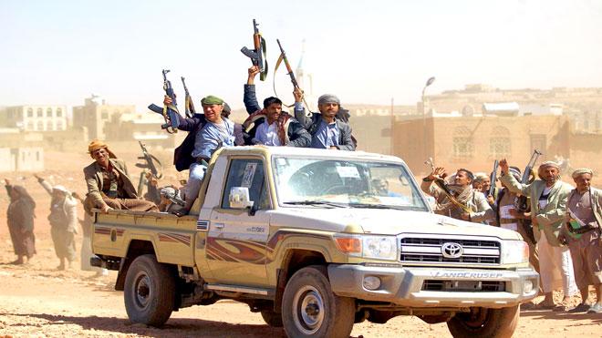 جماعة الحوثي بالحديدة