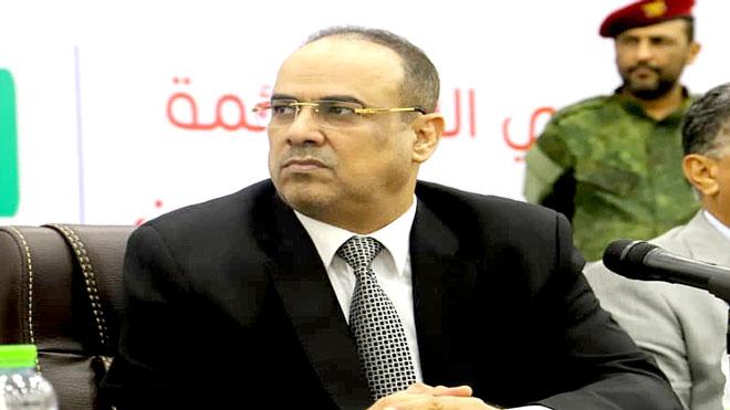 وزير الداخلية أحمد الميسري