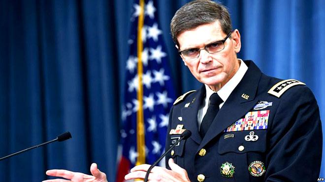 الجنرال الأمريكي جوزيف فوتيل