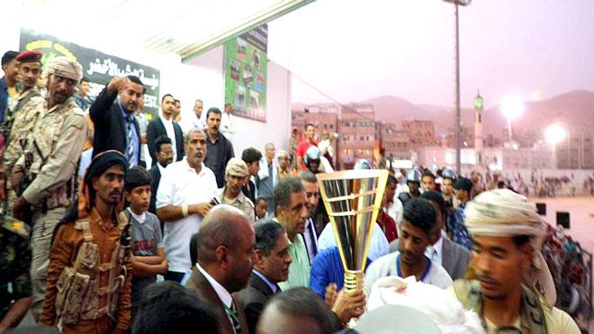 2673546fb77fb صحيفة الأيام - تضامن المكلا يفوز ببطولة كأس حضرموت السادسة