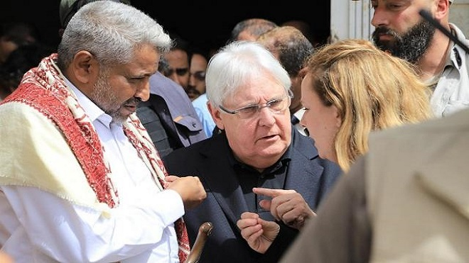 أزمة اتفاق الحديدة في مثلث «الحوثي – جريفيثس – لوليسغارد»
