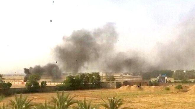 الحوثيون يقصفون «إعادة الانتشار» والدول الخمس «قلقة»