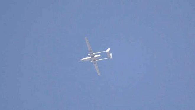 طائرة دون طيار - أرشيف