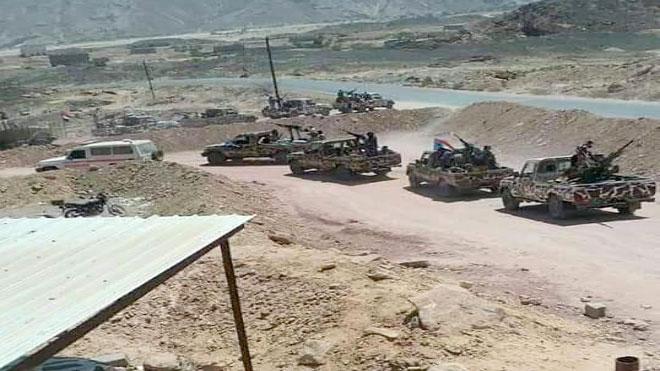 1700 جندي لتأمين مناطق النفط في بيحان