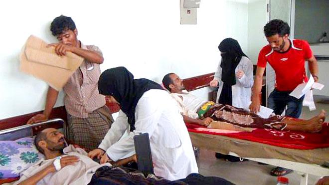 وفاة 4 بحمى الضنك في عدن