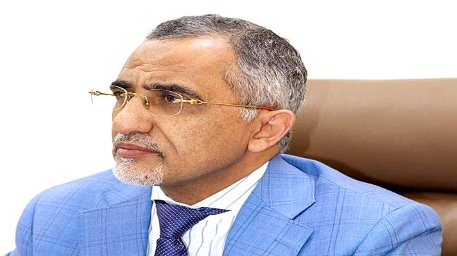 محافظ البنك المركزي اليمني الدكتور محمد زمام