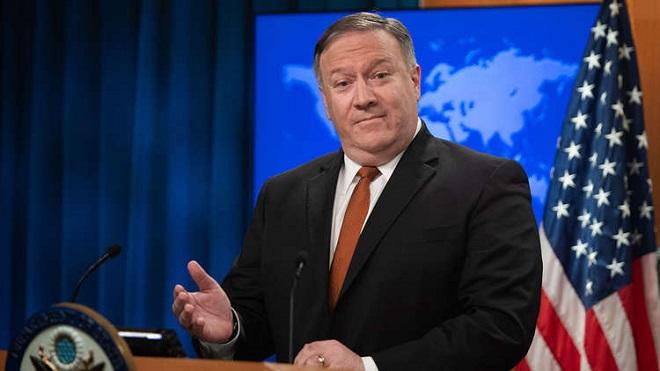 واشنطن تزيد من ضغوطها على الحوثيين وبومبيو في جولة جديد للمنطقة غدا