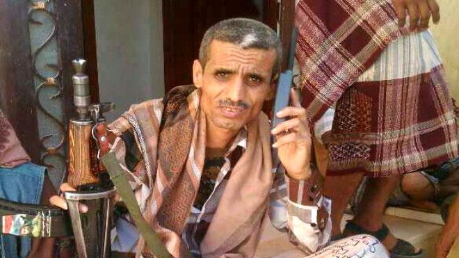 القيادي خالد مسعد
