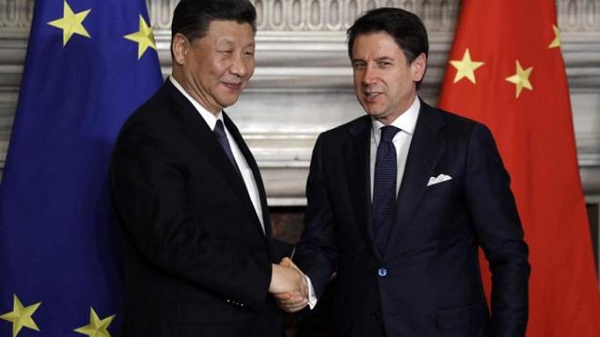 ايطاليا تنضم الى مشروع «طرق الحرير الجديدة»