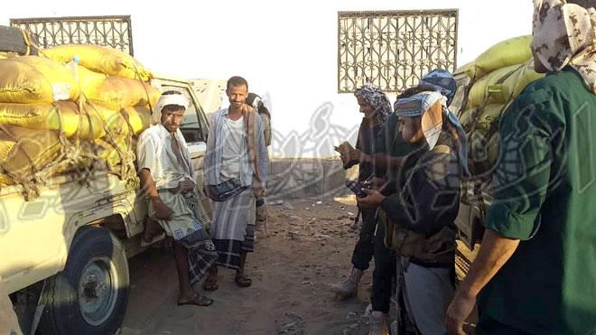 إحباط تهريب متفجرات خام إلى مناطق سيطرة الحوثيين