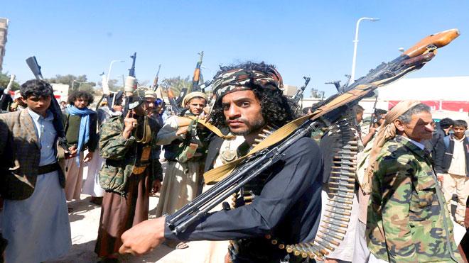 جماعة الحوثي
