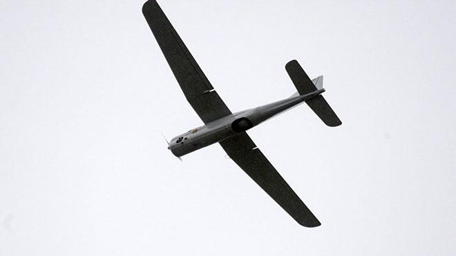 طائرة مسيرة للحوثيون - أرشيف
