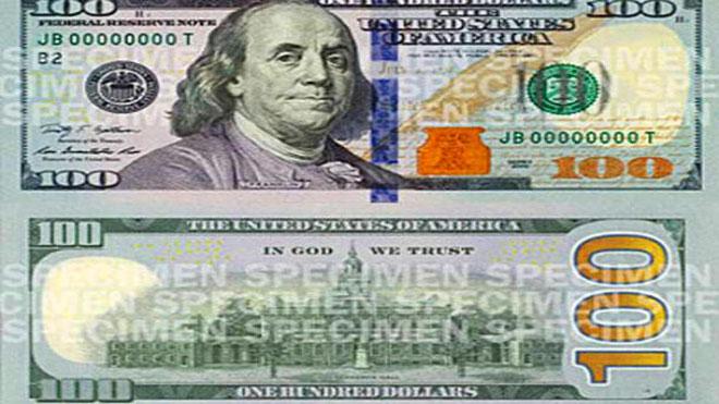 المركزي يعلن إمكانية صرف الدولار طبعة 2006 وما قبلها