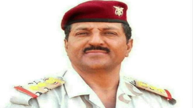 العميد الركن هادي العولقي، قائد اللواء 30 مدرع