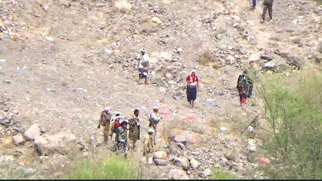 الجيش يصد هجوما حوثيا غرب تعز