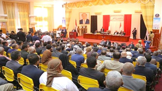 برلمان اليمن.. هيئة رئاسة للشرعية وانتخابات تكميلية للحوثيين