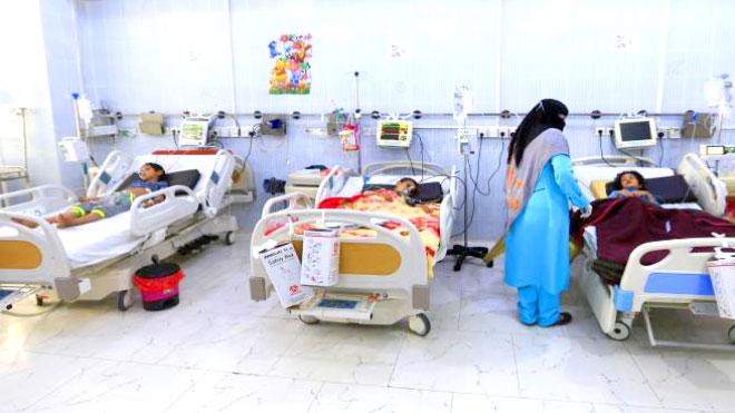 الأطفال من ضحايا مرض الدفتيريا