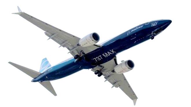 """طائرة """"737 ماكس"""""""