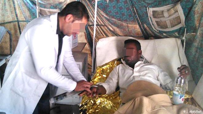 الكوليرا في اليمن.. وباء يفتك حتى بالأطباء