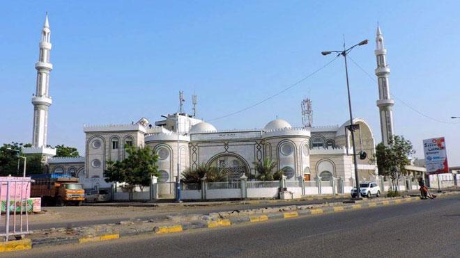 مسجد الرضاء