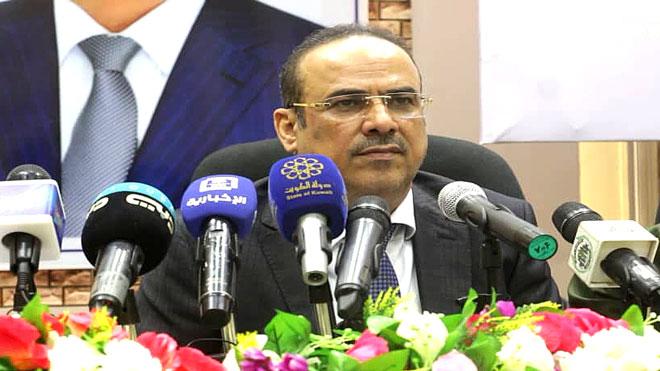 أحمد الميسري :مؤتمر الجنوب يرحب بـ«تحالف الأحزاب» ويتبرأ منه