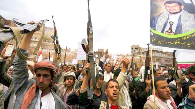 جماعة الحوثيين