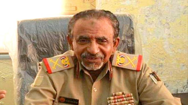 مساعد وزير الدفاع اللواء عبدالقادر العمودي