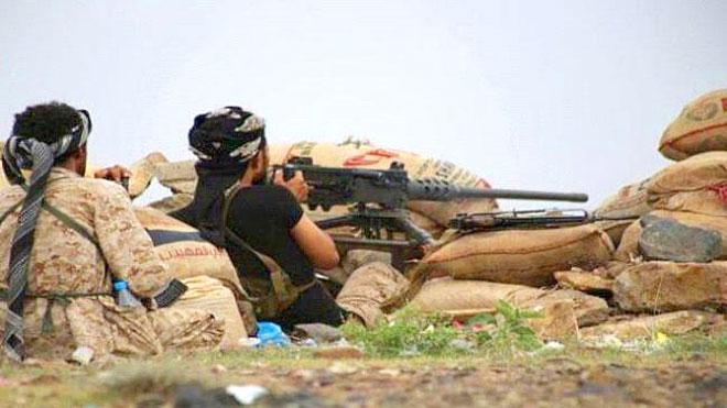 إحباط  تسلل للحوثيين في الشريجة