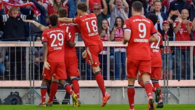 بطولة ألمانيا: بايرن يعزز صدارته وينقل الضغط إلى دورتموند
