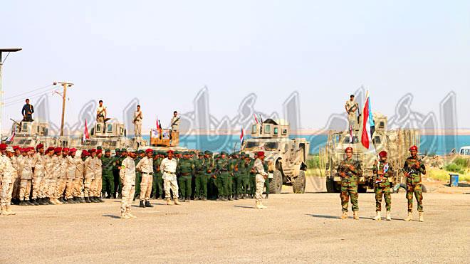 القوات الجنوبية - عدن