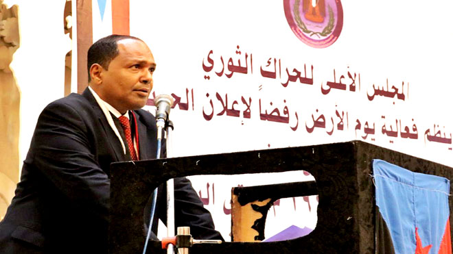رئيس المجلس الأعلى للحراك الثوري الجنوبي فؤاد راشد